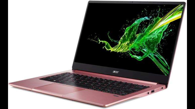 Acer Swift SF314-57-71F6 Rose