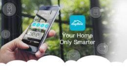 D-link MyDlink home