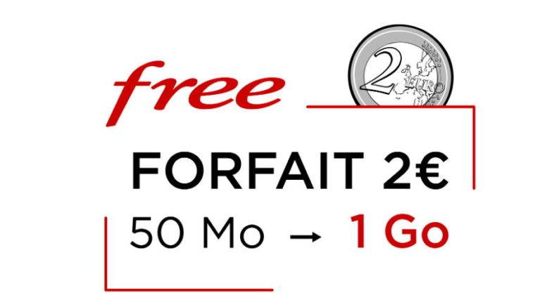 Free Forfait 0€