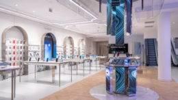 Huawei Flagship store Paris