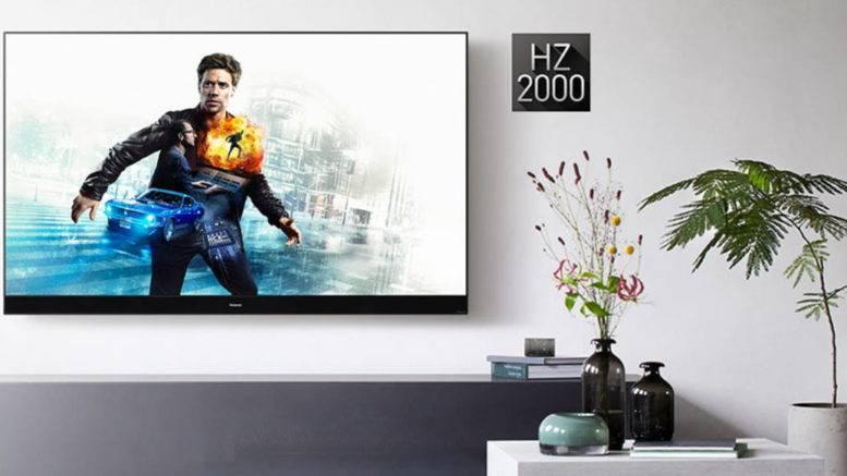 Panasonic OLED TX-65HZ2000E Molotov TV