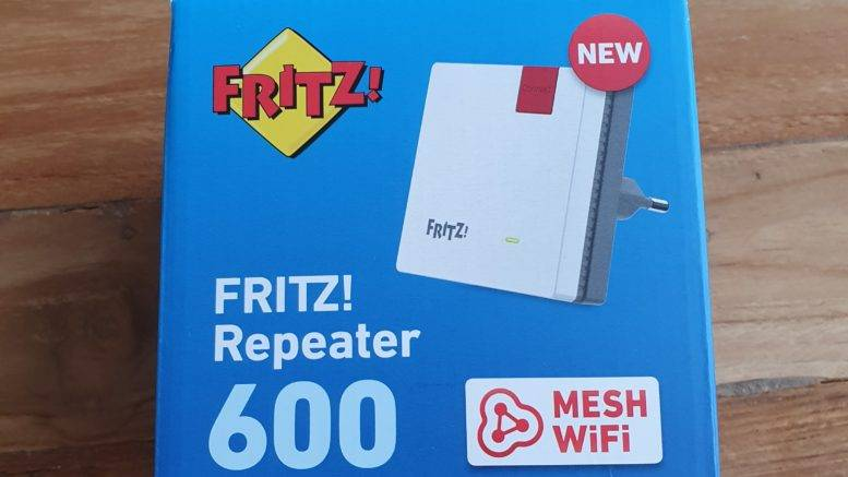 Fritz Repeater - 600