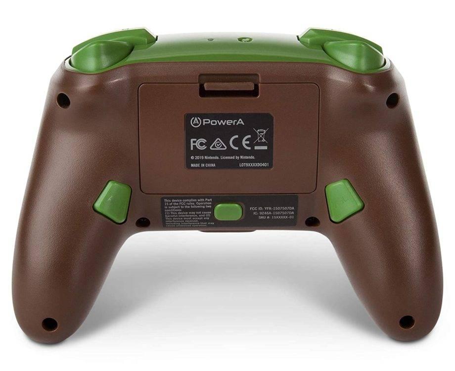 POWER A Enhanced Wireless Controller Minecraft Grass Block