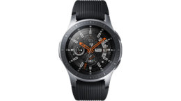 Samsung Galaxy Watch 4G Gris Acier 46mm