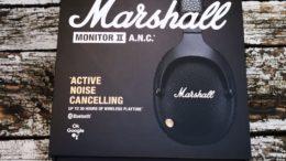 Marshall monitor II ANC