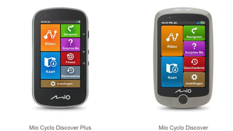 Mio Cyclo Discover