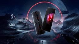 RedMagic 5G Eclipse Black model