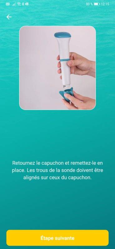 Iopool partage d'application.iopool