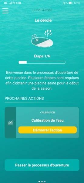 Iopool partage d'application.iopool
