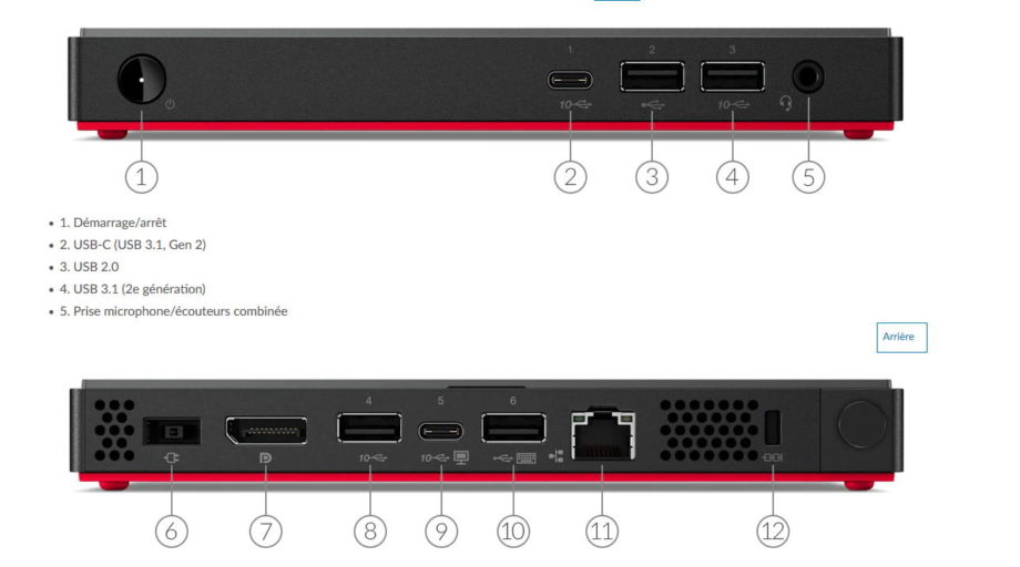 ThinkCentre M75n