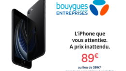 Bouygues iPhone SE
