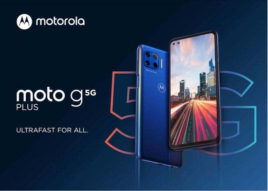 moto g 5G plus