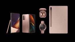 Samsung Galaxy Unpack 2020