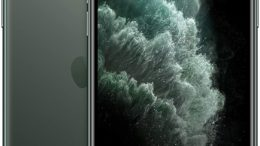 l'iPhone 11 Pro (64 Go) Vert Nuit