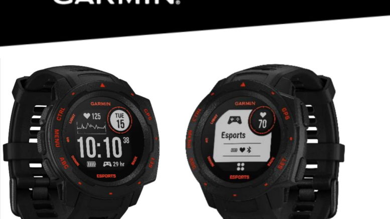 Garmin Instinct® Esports Edition