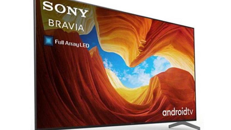 Sony KD65XH9005