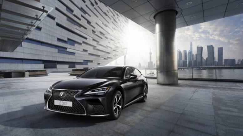 Lexus LS 500h
