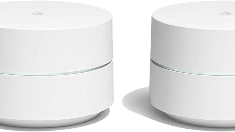 Google WiFi Pack