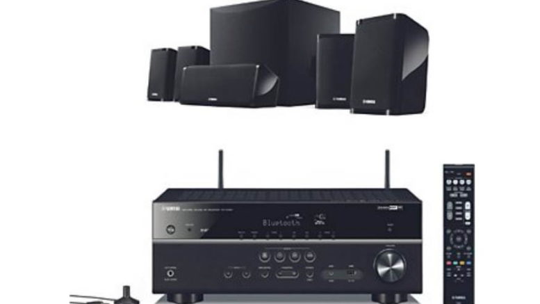 Home Cinema Yamaha YHT4096