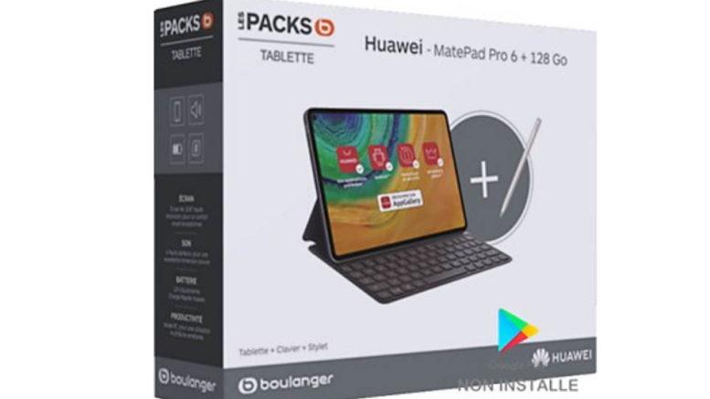Huawei Pack MatePad Pro 6