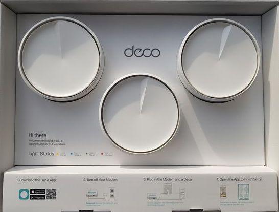 TP LINK Deco X60 AX3000