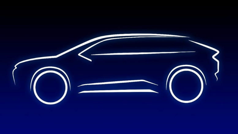 Toyota SUV electrique