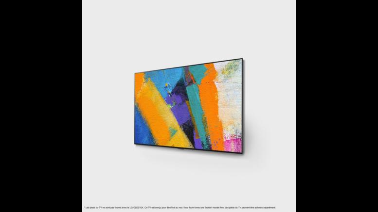 TV OLED LG OLED65GX6 2020