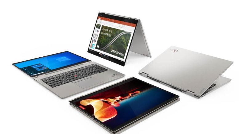 ThinkPad™ X1 Titanium Yoga
