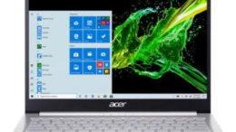 Acer Swift SF313-52-78VX Gris