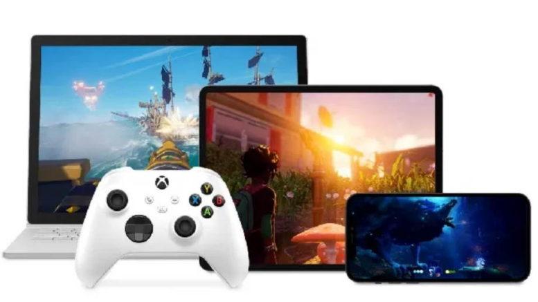 Xbox Cloud Gaming iPhone