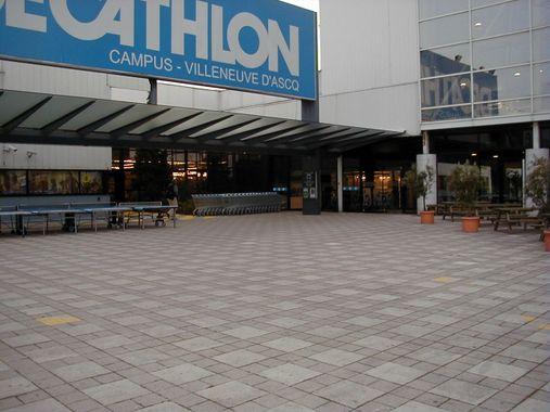 Decathlon Campus de Villeneuve d'Ascq