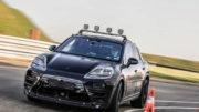Porsche Macan full électrique