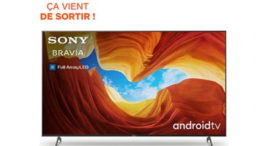 Sony KE55XH9005 Android TV.