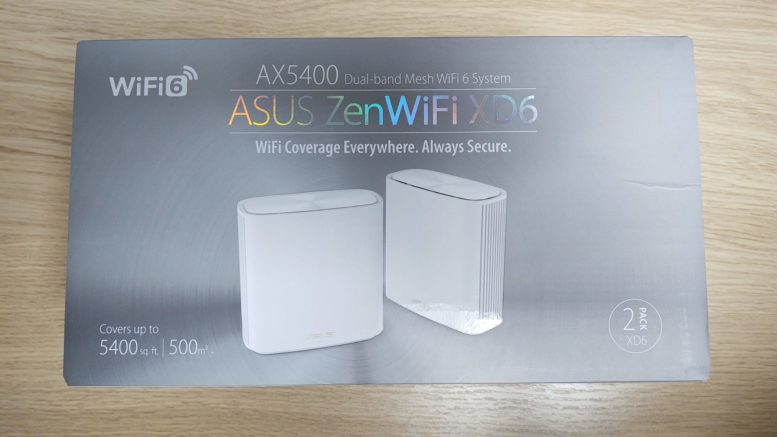 ZenWiFi XD6