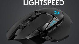 Logitech G502 LIGHTSPEED.