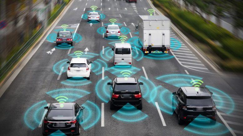 Les voitures connectées