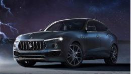 Maserati Levant Hybrid