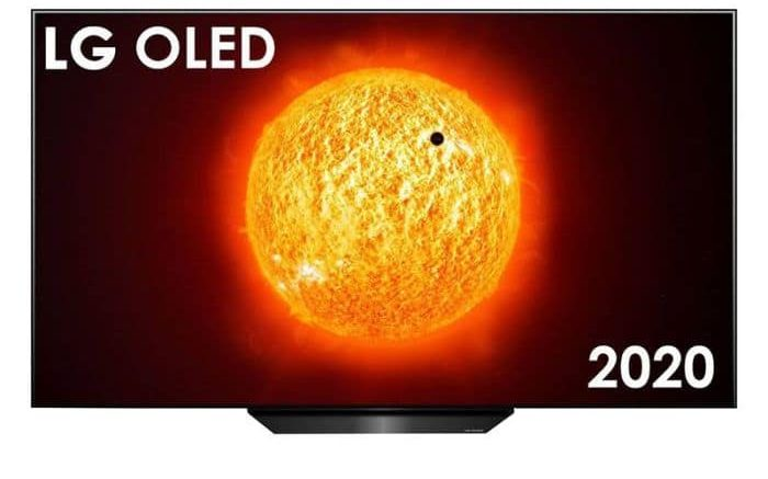 TV OLED LG OLED55BX3 Smart
