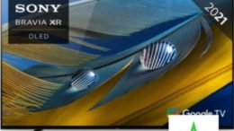 Sony Bravia XR-55A80J Google TV