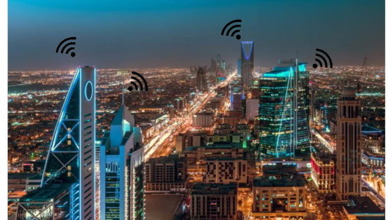 arabie saoudite Wi-Fi 6E